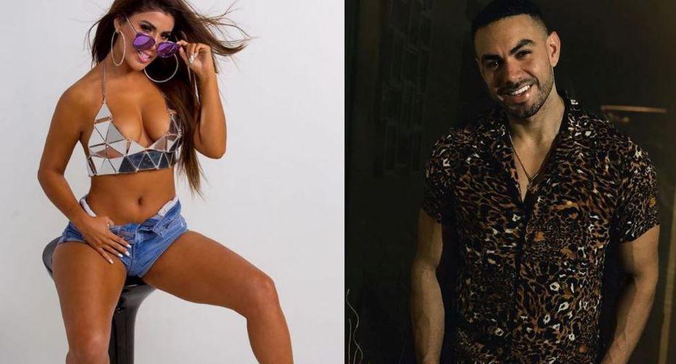 Usuarios filtran en redes sociales el video privado entre Yahaira Plasencia y Coto Hernández. | Instagram